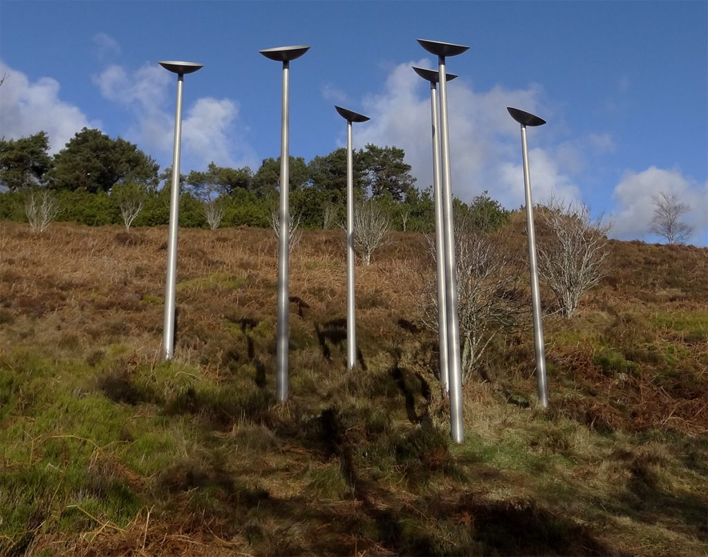 Modern Nature, by Matthew Dalziel and Louise Scullion (2000)
