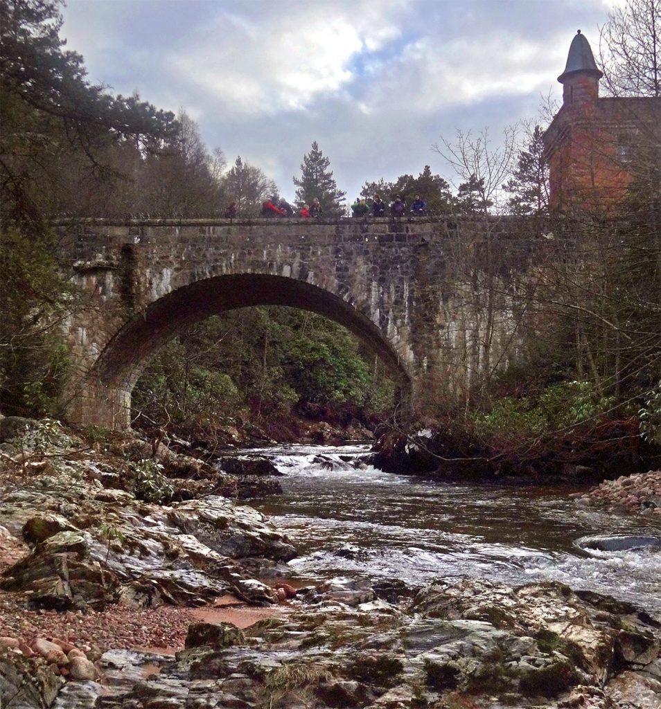 Bridge O'Ess and Tower Lodge