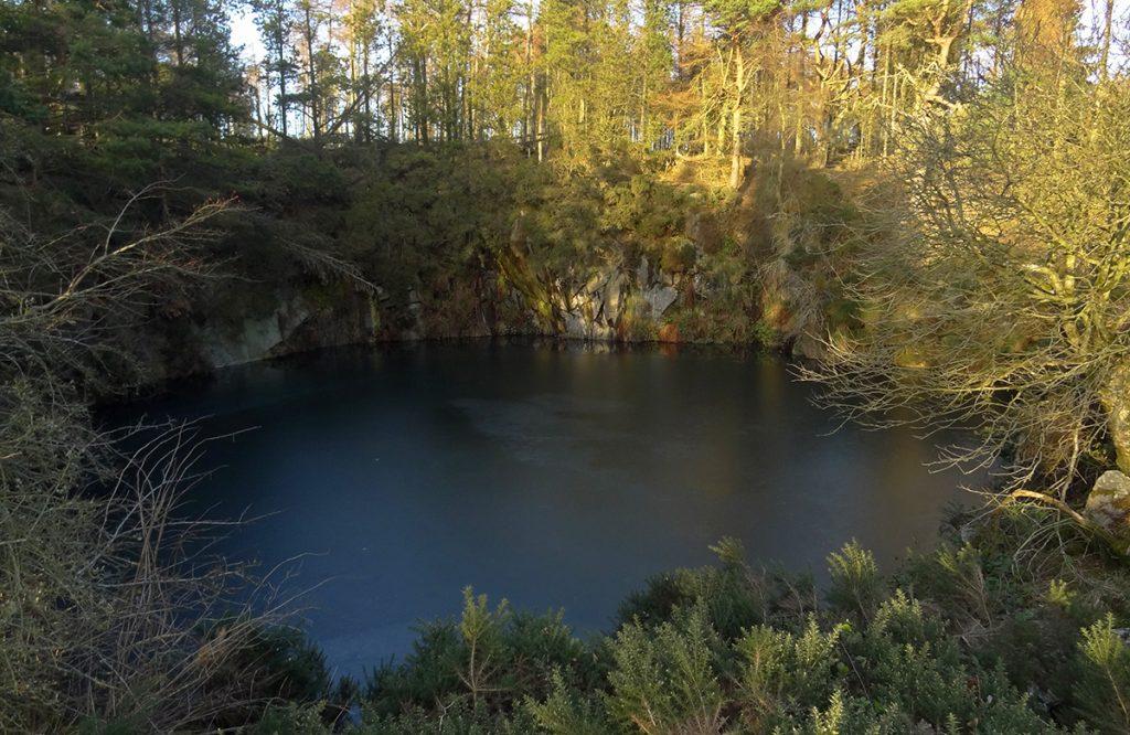 Clochandighter quarry