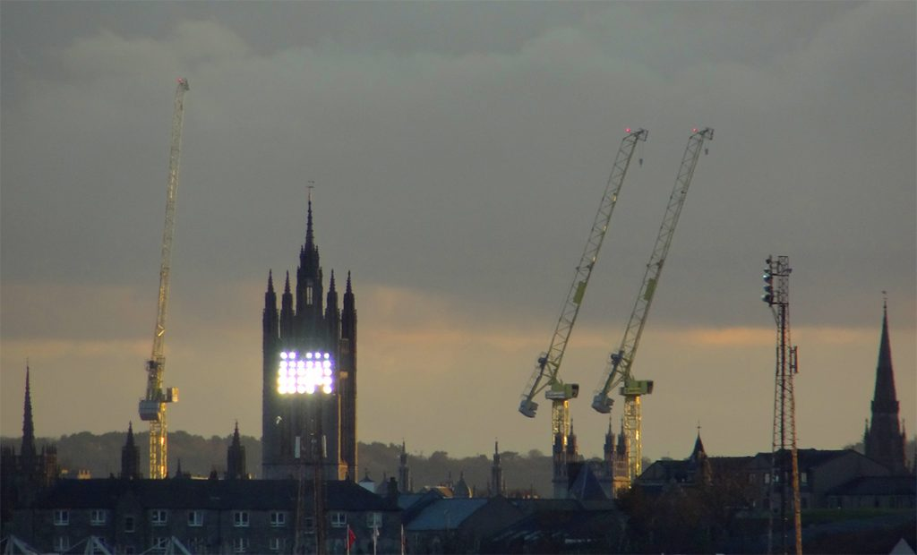 Marischal light