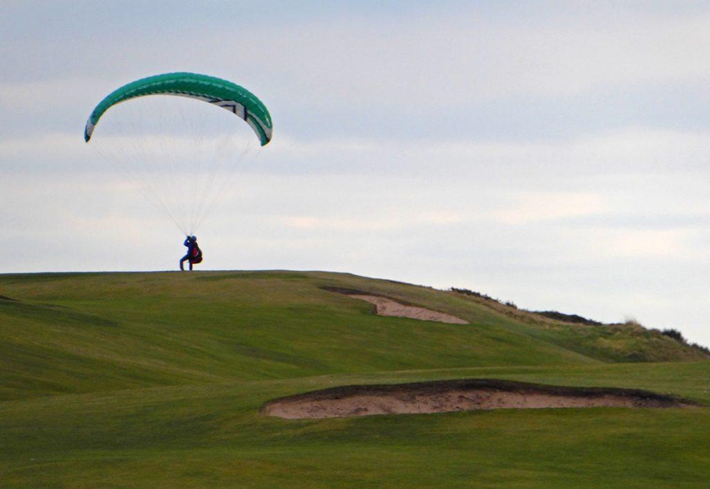 Paraglider / paragolfer?