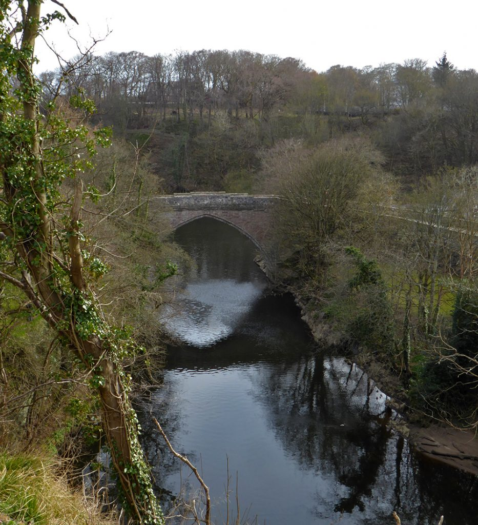 Brig o' Balgownie from the North