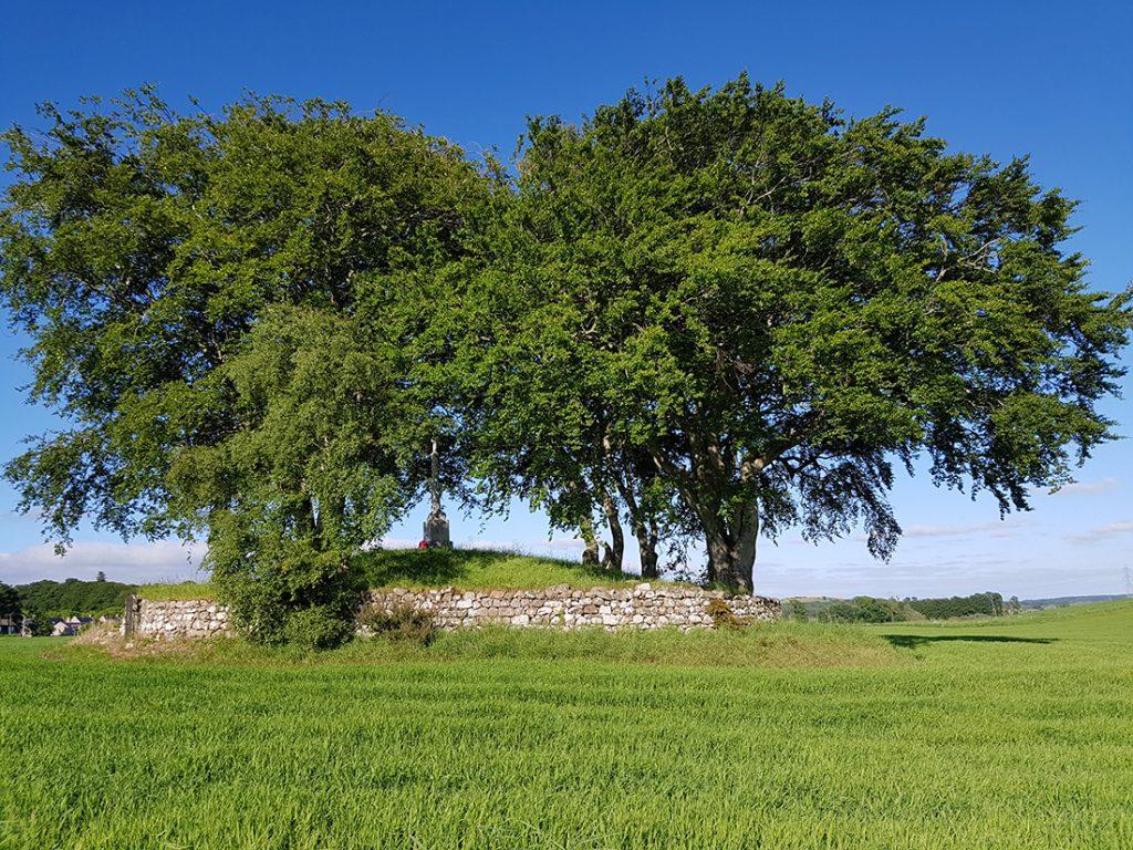 Hatton of Fintray war memorial