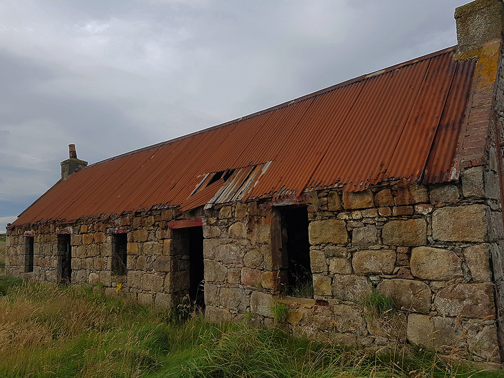 Old shed Murcar Links