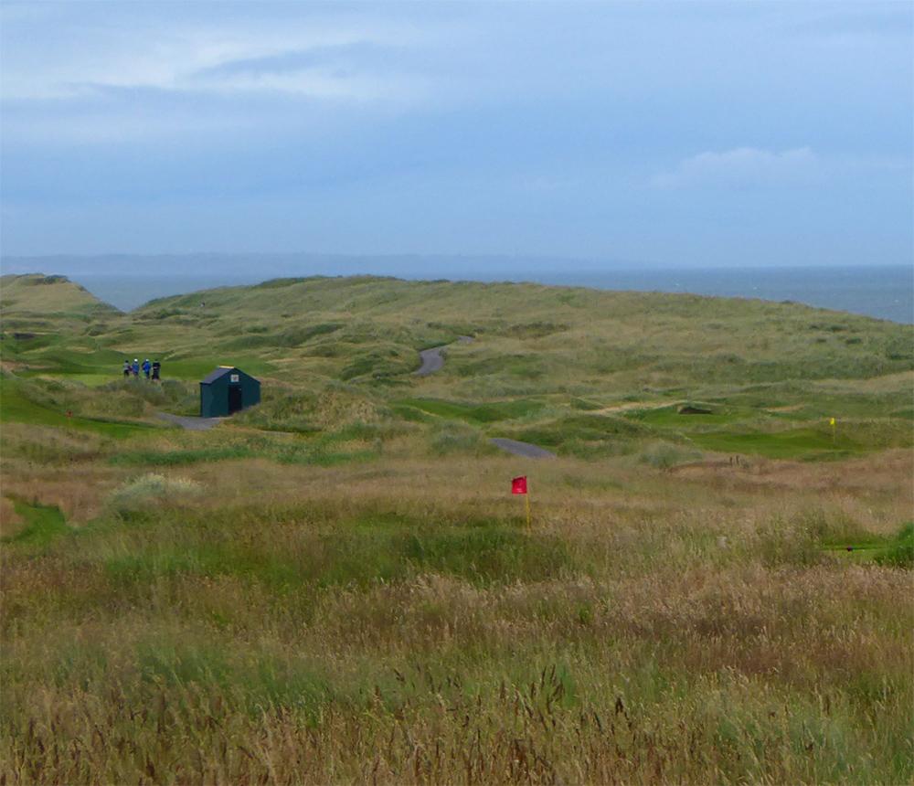 Royal Aberdeen golf course